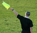 wikiHow to Understand Soccer Referee Signals -- via wikiHow.com  Sportsman Badge