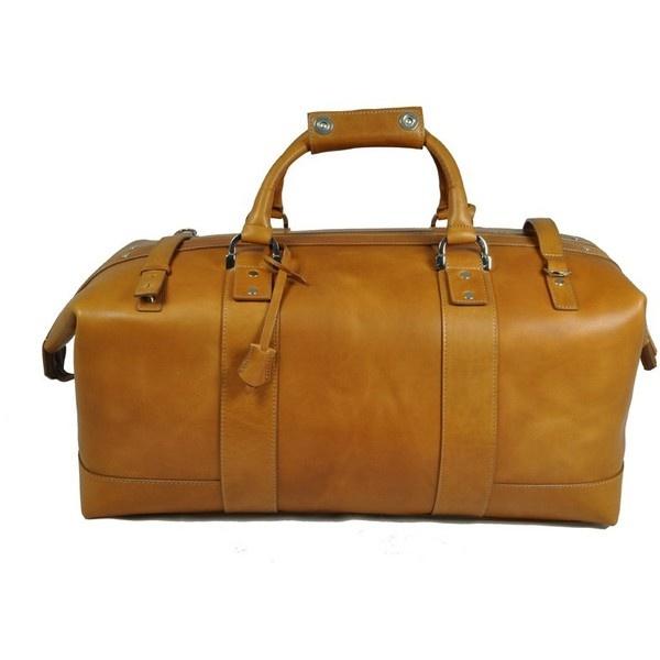 Tabac Hercules Weekend Bag ($1,815) ❤ liked on Polyvore