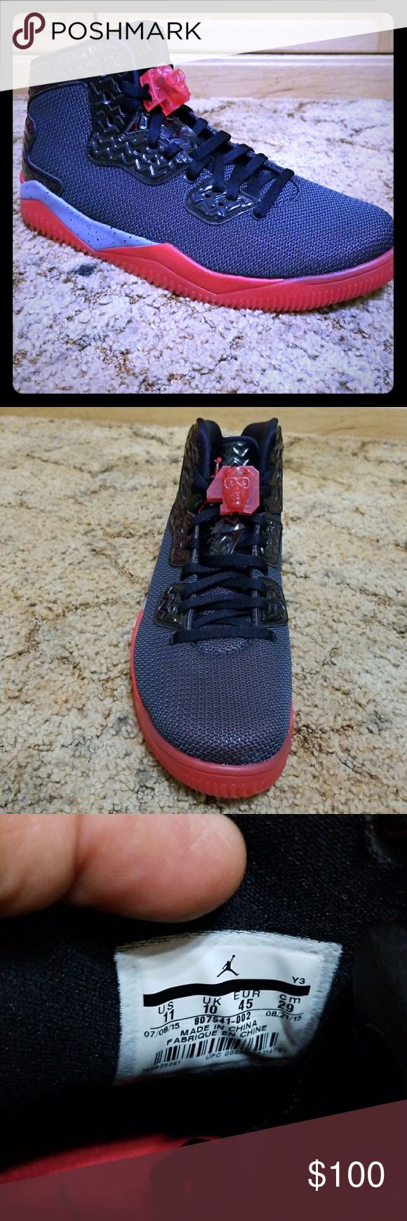 Nike Air Jordan Forty (Spike Lee) Brand new never been used Nike Air Jordan Forty (Spike Lee). Awesome condition with no major stains or scuff marks. No original box Jordan Shoes Sneakers