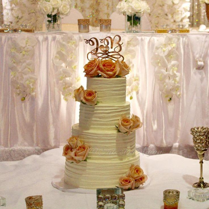 Congratulations! Buwan & Jag �� #jagbuwantiethepalla  Vendors: Photo & video: @finepixelstudio  Beautiful Decor: @charmingaffairsdecor  Makeup: @studioelan  DJ: @dj.impact @decibelvan  Bride & Grooms outfit: @wellgroomedinc  Cake: @cakesbyanjan Flowers: @didisflowers ���� -------------------------------------------- For Rates & Availability contact us at �� Email: cakesbyanjan@yahoo.ca Phone: 778-891-7962 -------------------------------------------- © Cakes by Anjan. Repost & Recreate with…