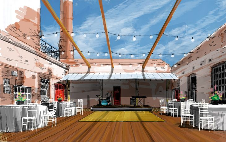The Engine Room wedding venue in Monroe, GA | Hitched ... Lake Lanier Party
