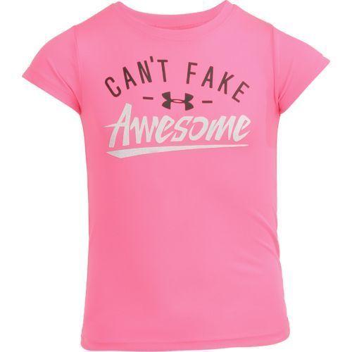 under armour girls t shirts
