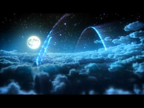 LOGO INTRO 3D, High Definition, 1080p, 720p,  Night Sky  by MadStudio