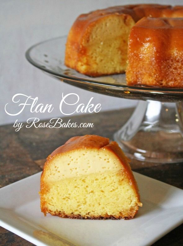 Happy Mother's Day: Mom's Flan Cake Recipe #flan #cake #recipe