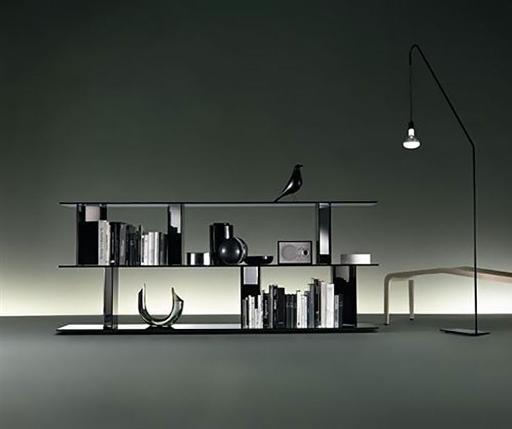 50 best librerie images on pinterest shelving book for Piccole case dal design moderno