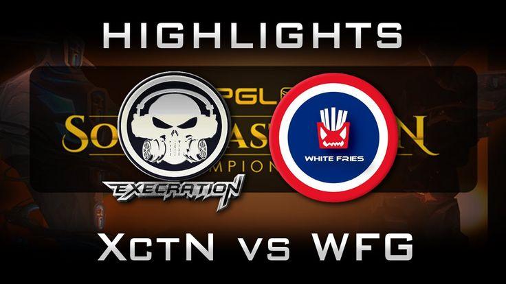 Execration vs WFG MPGL 2016 Highlights Dota 2