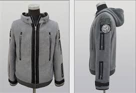Het grijze vestje die Martin kreeg van John. Martin droeg deze altijd onder zijn soldaat kleren.