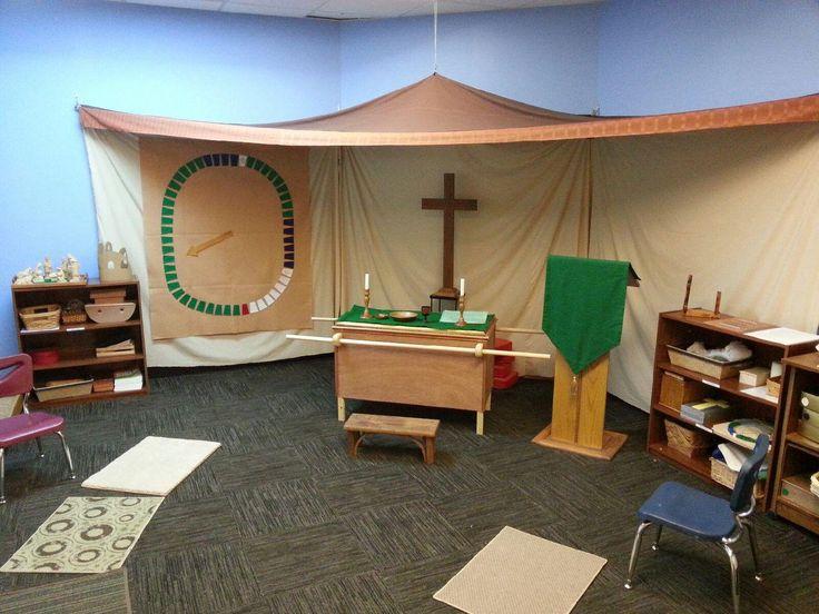 Godly Play Room   St. Andrew's Episcopal Church – Valparaiso, Indiana