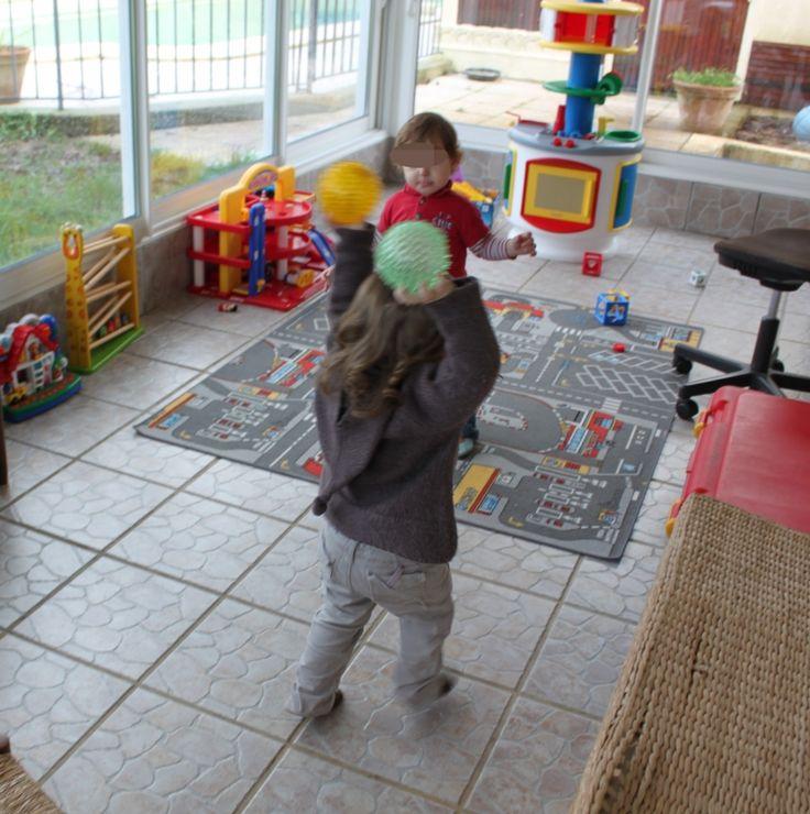 assistante maternelle activités manuelles formation enfant bébé