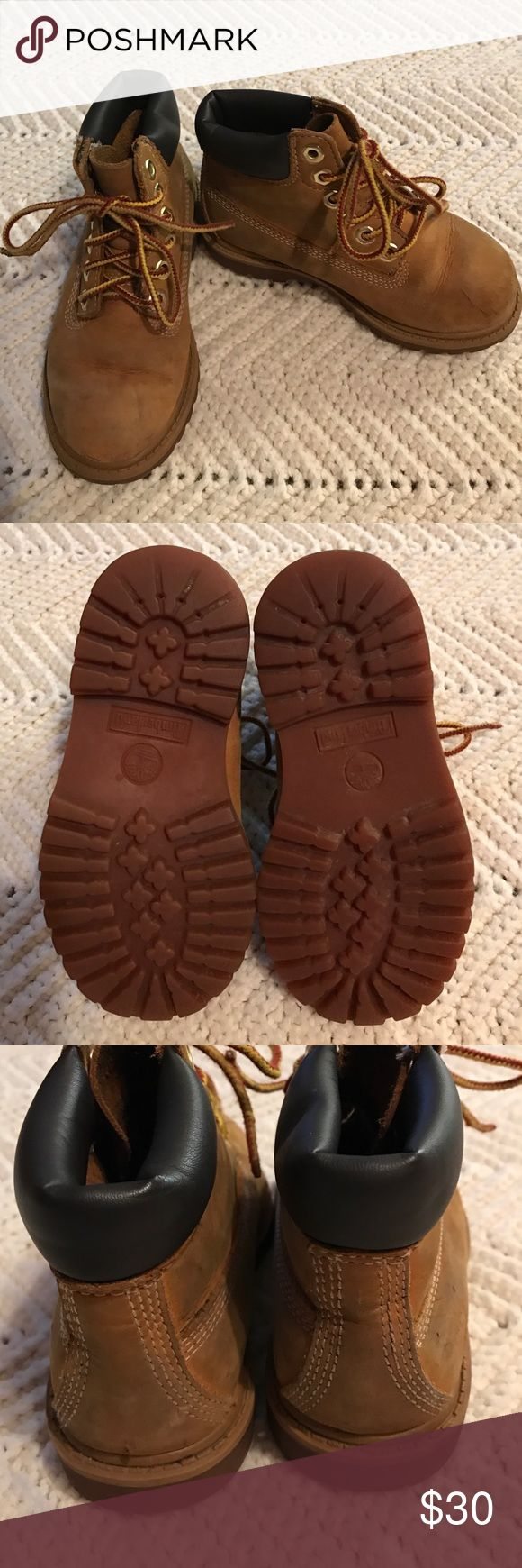 timberland boots for toddler boys size 9