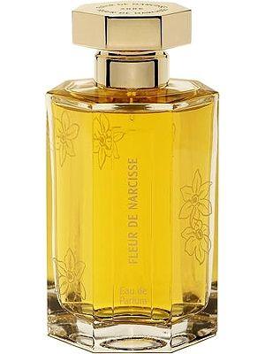 Fleur de Narcisse L`Artisan Parfumeur for women (narcissus, mimose, leather, white tobacco, iris, oakmoss, black currant)