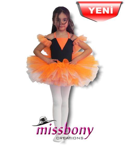 Olga Çocuk Bale Gösteri Kıyafeti
