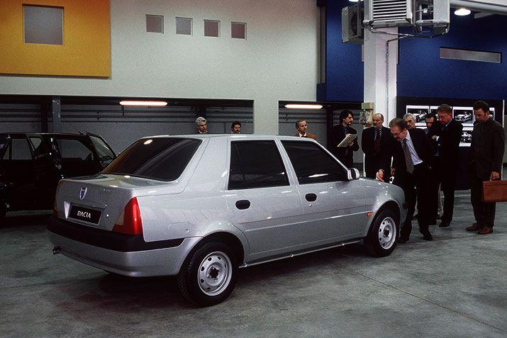 OG  2004 Dacia Logan / Renault Logan   Prototype