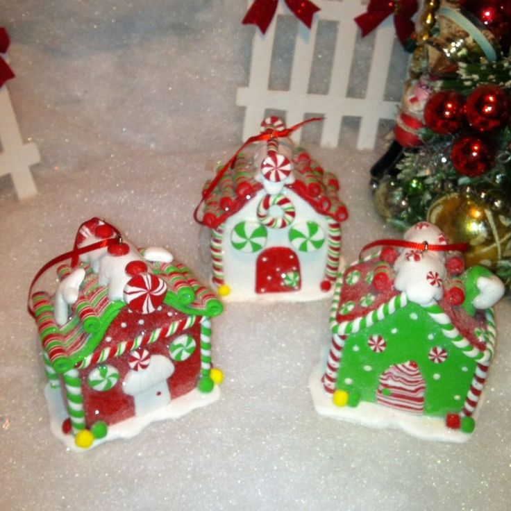 29 best Peppermint Christmas ornaments images on Pinterest