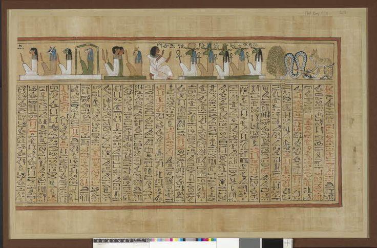 hunefer papyrus