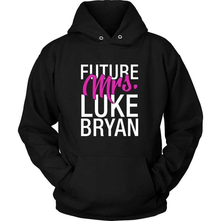 Future Mrs Luke Bryan Hoodies