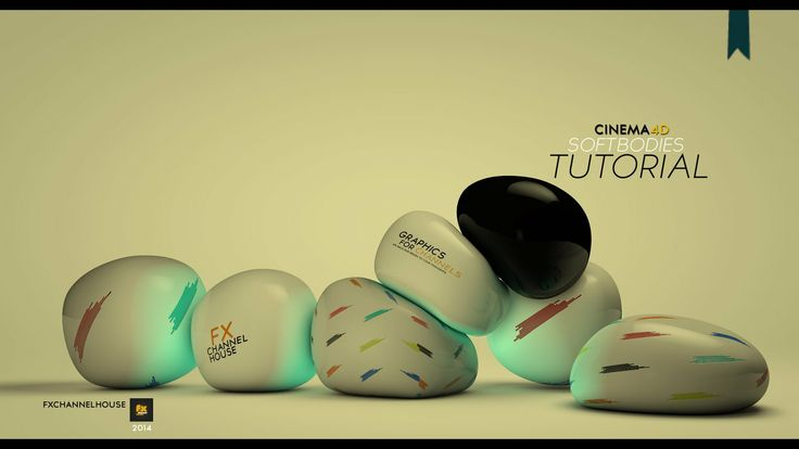 Cinema4D softbodies tutorial and (slow motion with cinema4D). Cinema4D Tutorial - softbodies and slow motion in cinema4D. We all know that s...
