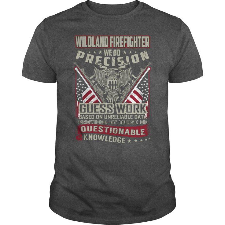 Wildland #Firefighter Job Title Tshirt/#Hoodie.   YeahTshirt.com