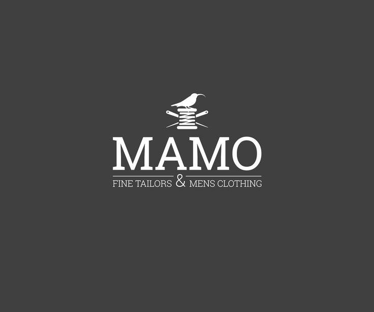 Logo Design by Dimitris Designer for Mens Fine Tailor and Clothing Label #tailor #logos #design #clothing #fashion #DesignCrowd