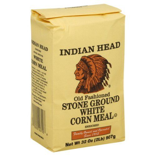 Old Fashioned Stone Ground White Corn Meal from Ellicott City, Maryland. http://www.farmersmarketonline.com/cornmeal.htm