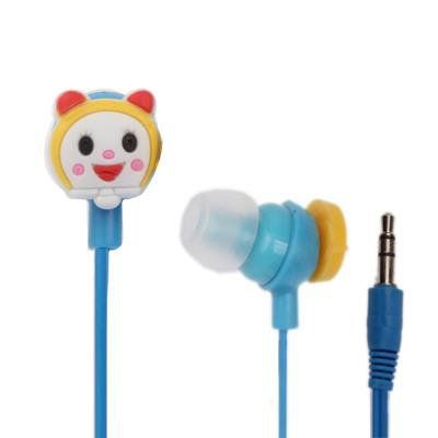 Doraemon+3.5mm+Plug+in-Ear+Earphone+for+iPod+/+iPhone+/+MP3+/+MP4