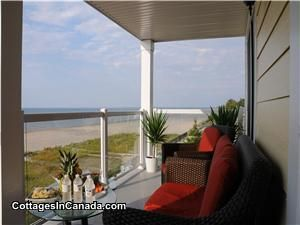 Cottage rental Wasaga Beach - SPECTACULAR BEACHFRONT VIEWS!!-NOW BOOKING FOR SUMMER 2014!! - GL-14707