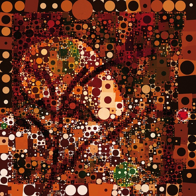 11 best artist alain vaissiere images on pinterest mosaic mosaics and tile mosaics. Black Bedroom Furniture Sets. Home Design Ideas