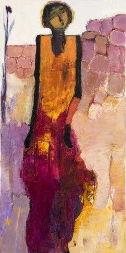 GOLI MAHALLATI, Iranian artist