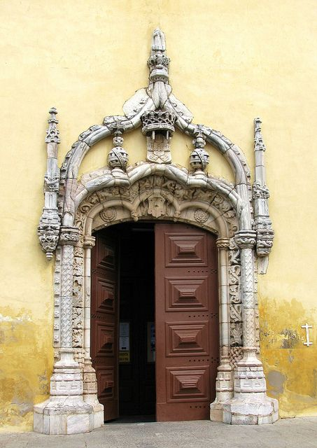 Church, Moura - Alentejo Portugal