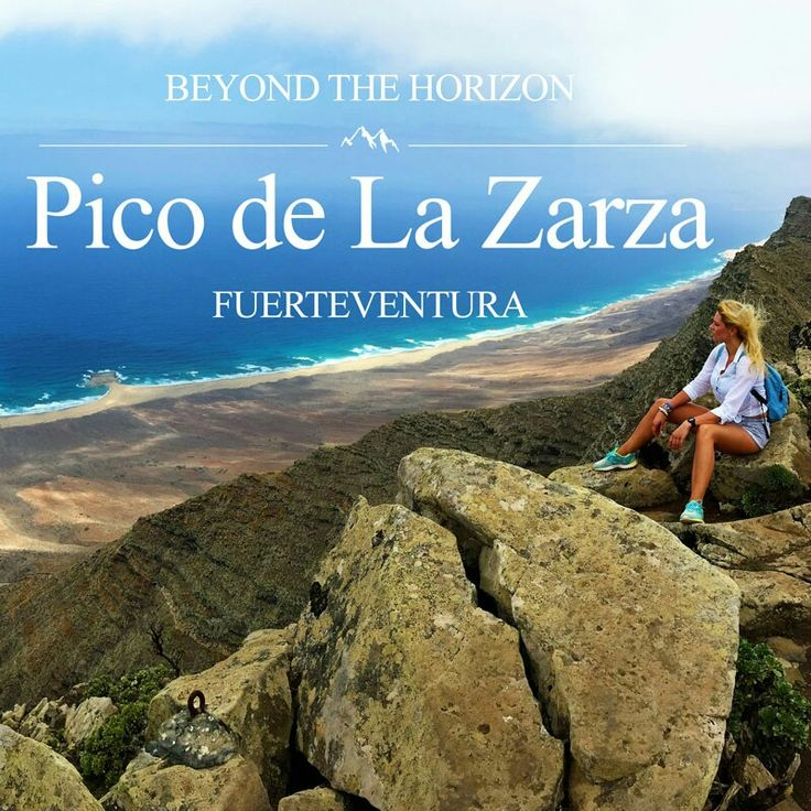 FUERTEVENTURA!!! Find out how to reach the highest summit on the Fuerteventura, Canary Island. Pico the la Zarza, 807 m.
