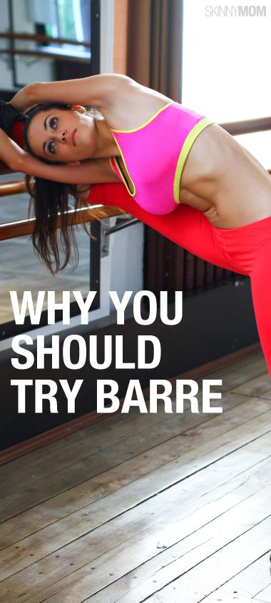 Look long and learn with this barre workout. -I just started taking a barre fitness class. I've only taken one so far, but it's fabulous!