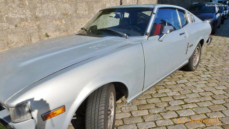 Toyota Celica Liftback Outubro/80 - à venda - Descapotável / Coupé, Porto - CustoJusto.pt