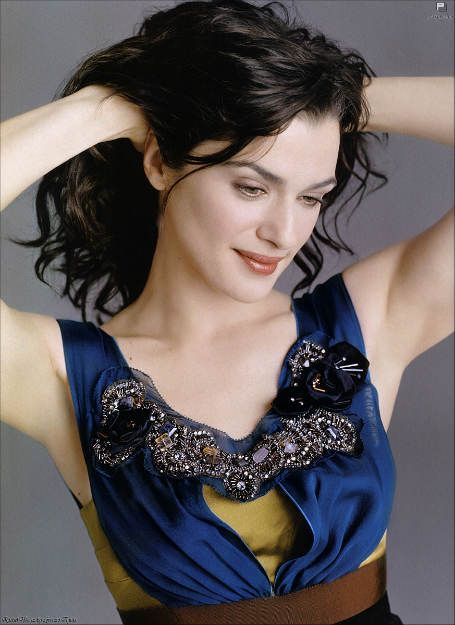Rachel Weisz, British actress