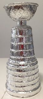 'Tis the season... for fan-made Stanley Cups to make their appearances at parties, parades, and arenas. Here's how I made mine, which is ...