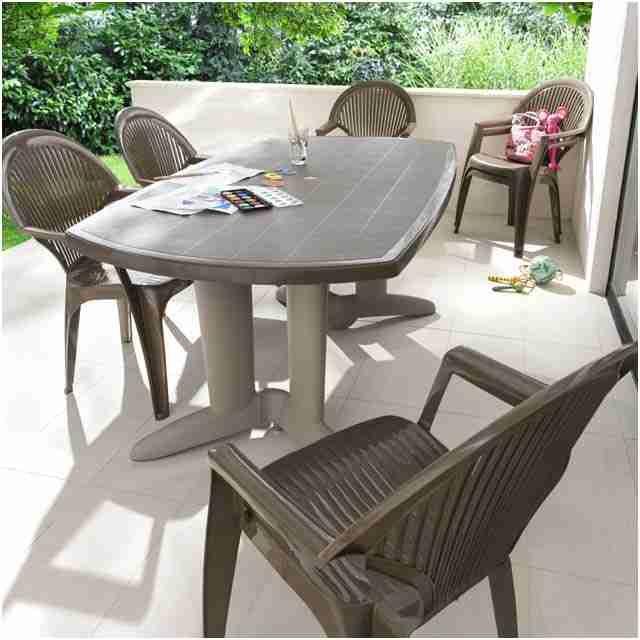 Table jardin plastique mobilier de jardin teck | +1000 Table ...