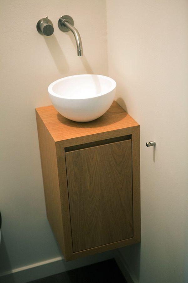 Maatwerk toiletmeubel