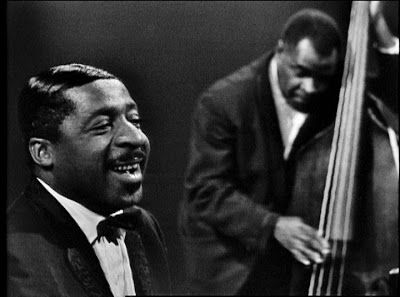 Erroll Garner and Eddie Calhoun