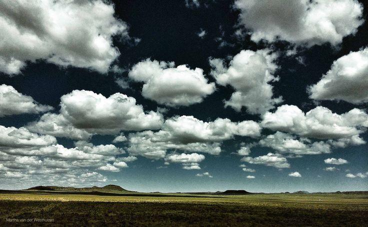 Colesberg, Karoo, Western Cape   Photo by Martha van der Westhuizen