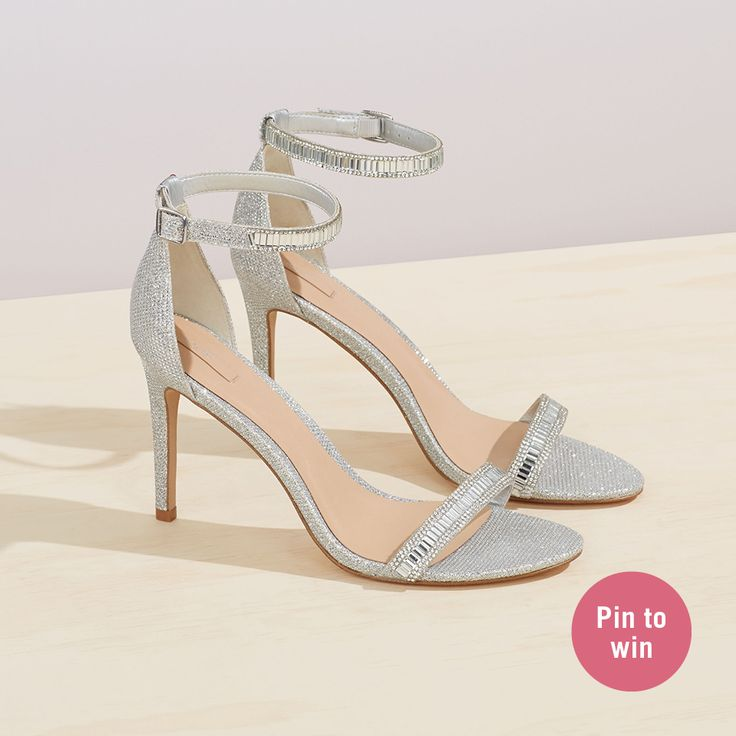 Inspired by I do: ALDO's dream wedding contest | Shop our SEVOREDIA sandals now & Click on the picture for the contest details!