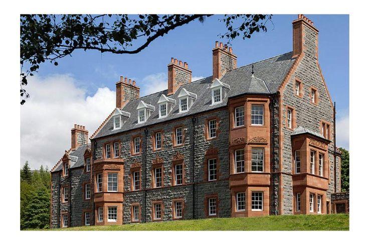 Glencoe House, a boutique hotel in Scotland