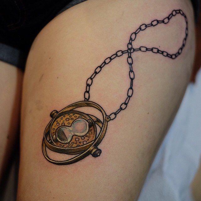 Harry potter tattoo ideas 12