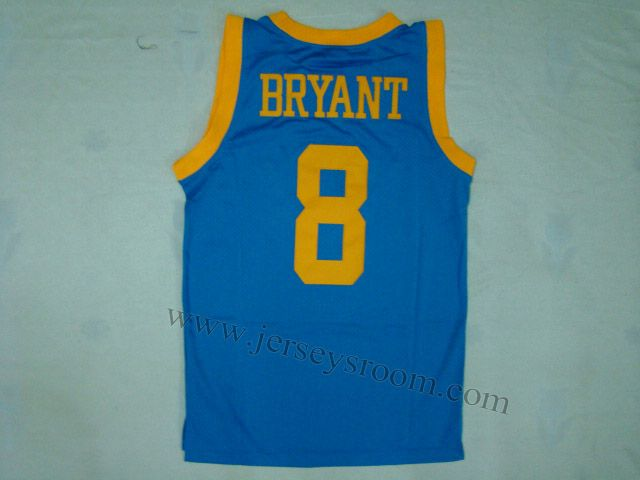 official photos 4bafb 995a5 Los Angeles Lakers #8 Kobe Bryant Blue MPLS Jersey   Sports ...