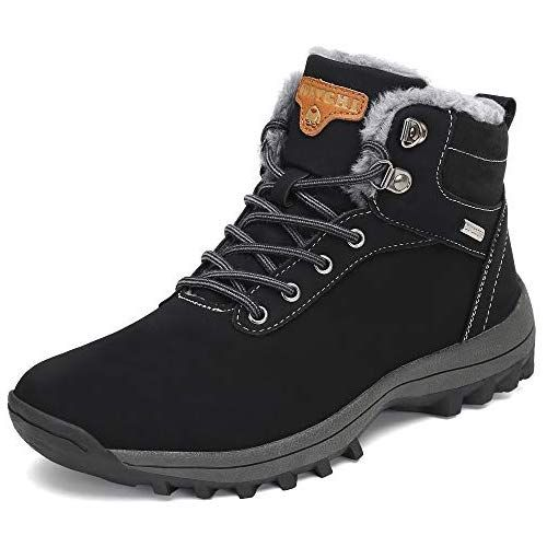 low priced 5d894 bb071 Pastaza Warme Winterschuhe Herren Gefüttert Wanderschuhe ...