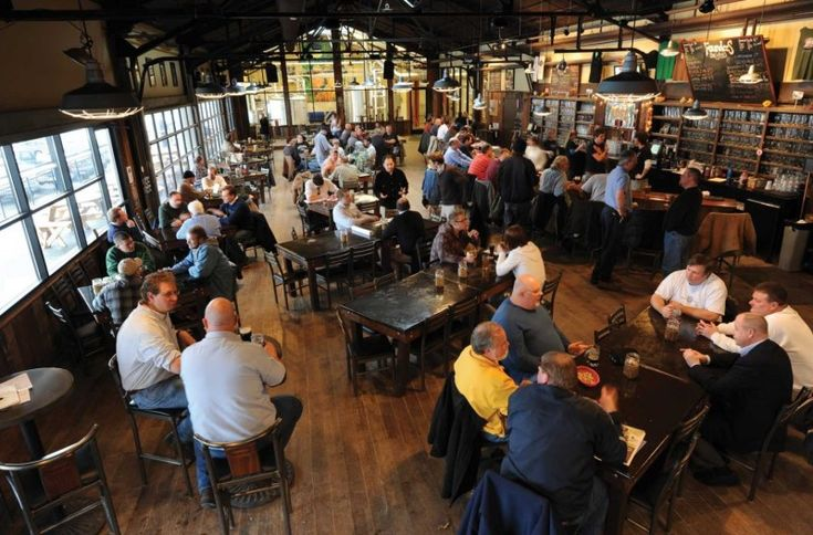 Grand Rapids is home to Founders Brewery,  with NINE different beers making Beer Advocate's top 250 list, including the Canadian Breakfast Stout and the Kentucky Breakfast Stout, both of which crack the top ten.