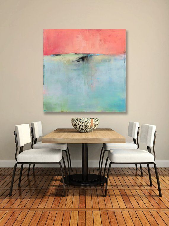 large wall art abstract