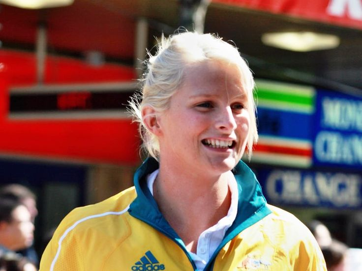 Australia's Stephanie Rice won gold for the 200 and 400 metre individual medley, each in world record time, at the 2008 Beijing Olympics