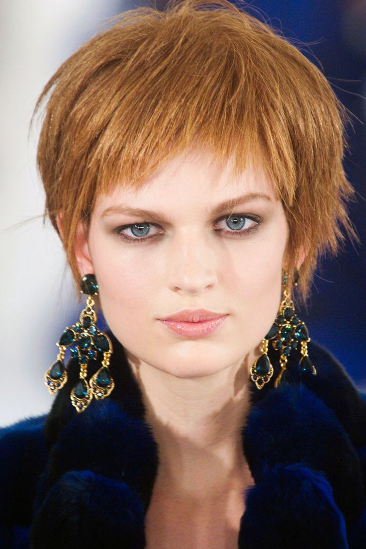 Mod Squad | The Hottest Hair Trends For Fall 2014