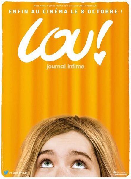 Lou ! Journal infime - le 08/10/14 à #Kinepolis