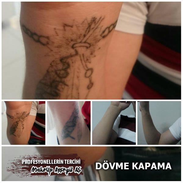 Geçici Makyaj Kamuflaj Sistemi dövme, vitiligo, doğum lekesi ve buna benzer cilt kusurlarını kapatmak için Whatsapp Bilgi hattımızdan detaylı bilgi alabilirsiniz. Profesyonel Makyaj, Kalıcı Makyaj Uzmanı & Eğitmeni Ayşegül AŞ #makyöz #ayşegülaş #makyaj #kadın #kalıcımakyaj #dovme #tattoo #dövme #dövmesilme #dözmekapatma #makeup #dovmesilme