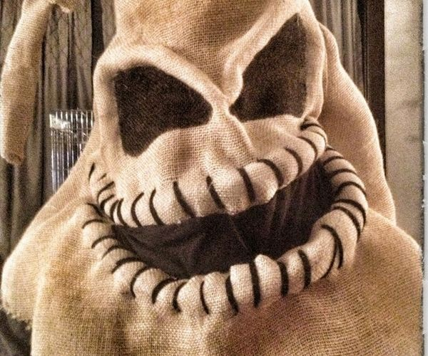 DIY-scary-halloween-masks-burlap-monster